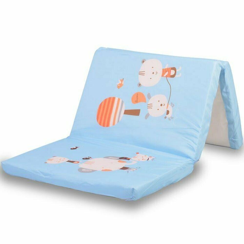 Podloga za prenosivi krevetić Blue