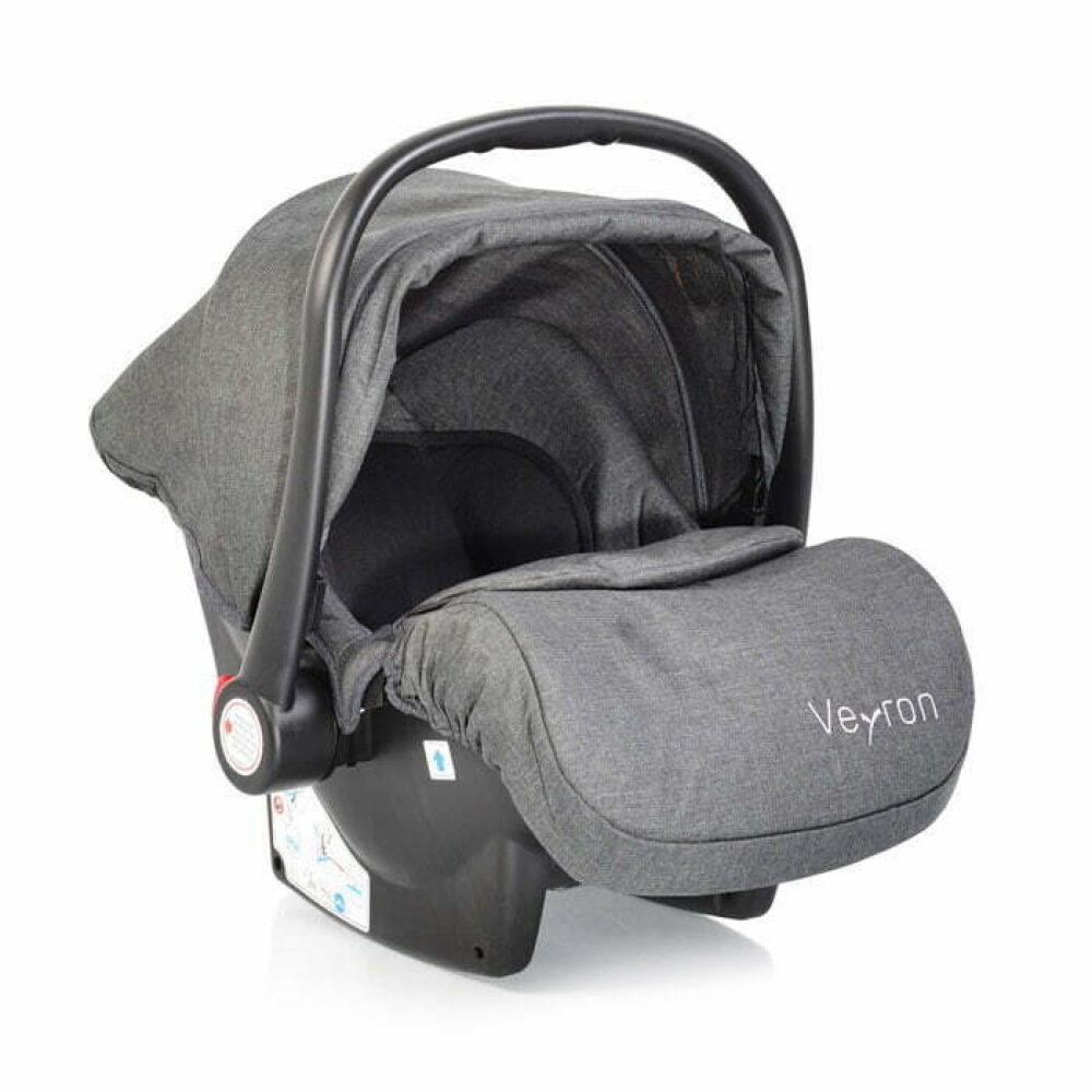 Auto sedište Veyron Dark Grey