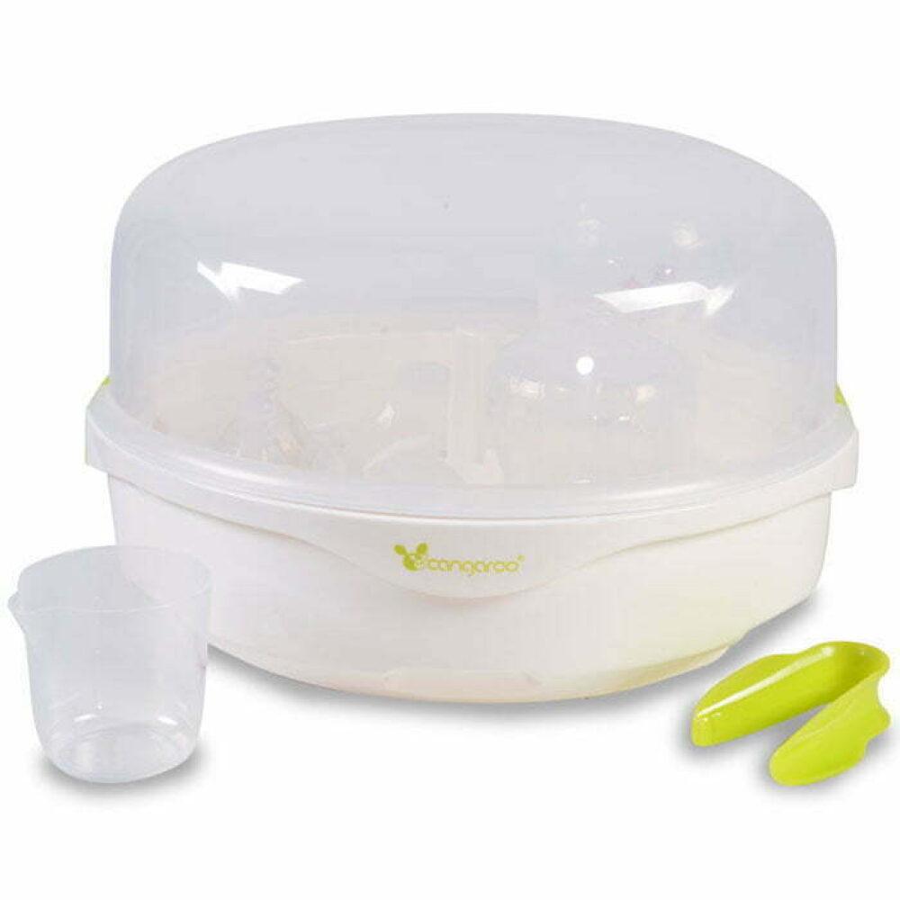 Sterilizator za mikrotalasnu Fresh Do 5 flašica sa priborom