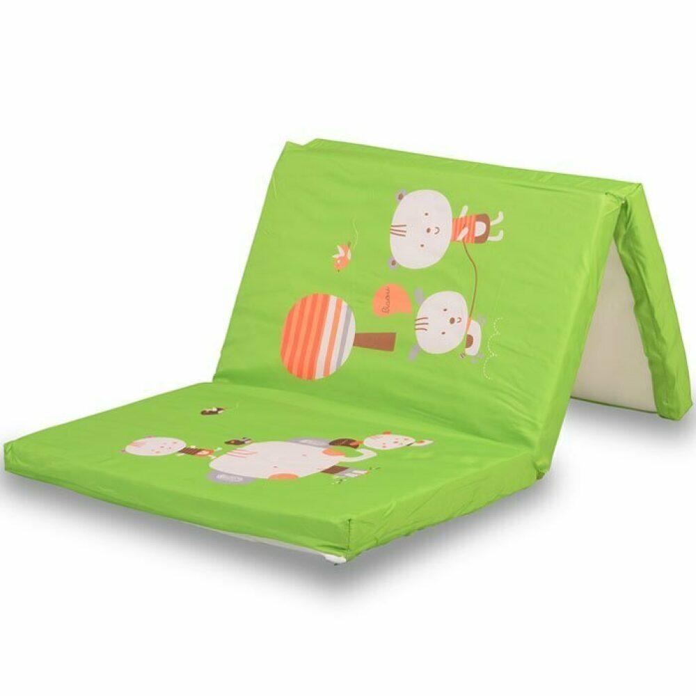 Podloga za prenosivi krevetić Green