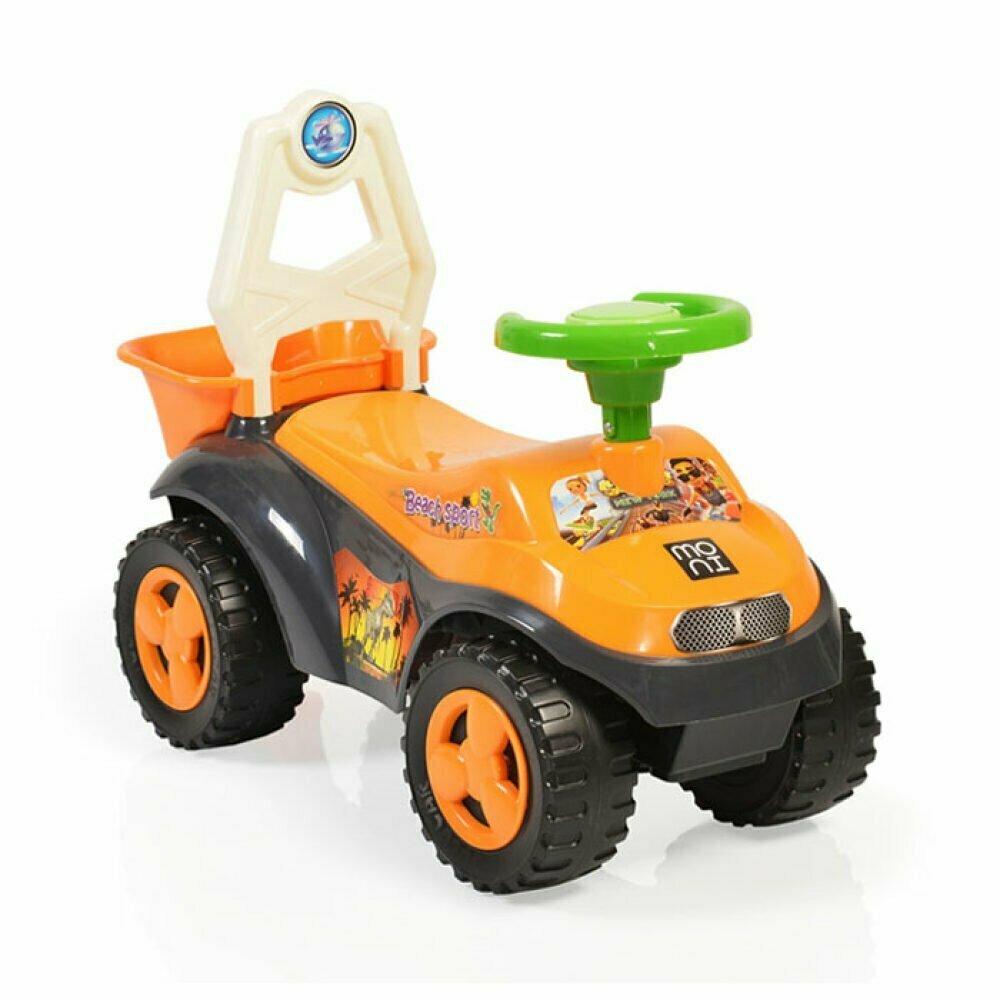 Guralica Beach Car Orange