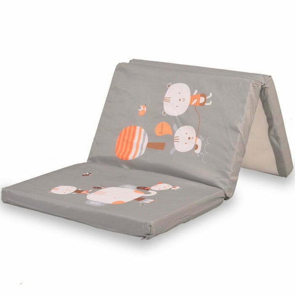 Podloga za prenosivi krevetić Grey