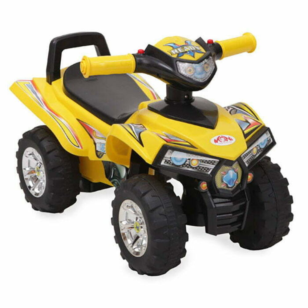 Igračka Guralica ATV 551 Yellow