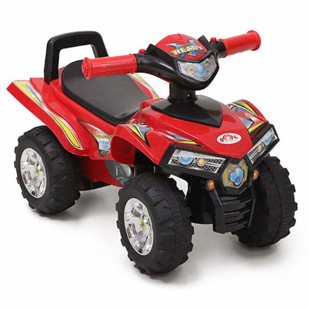 Igračka Guralica ATV 551 Red