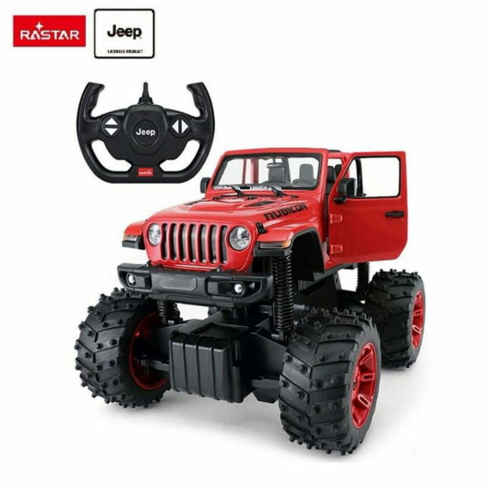 Rastar automobil Jeep R/C 1:14
