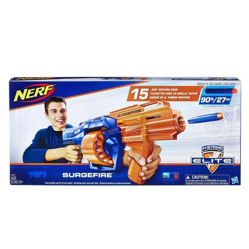 NERF NSTRIKE SURGEFIRE