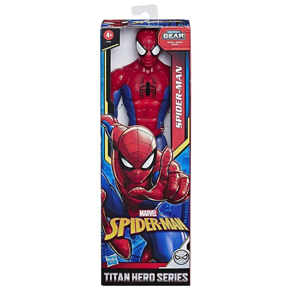 SPIDERMAN TITAN SPIDER FIGURA