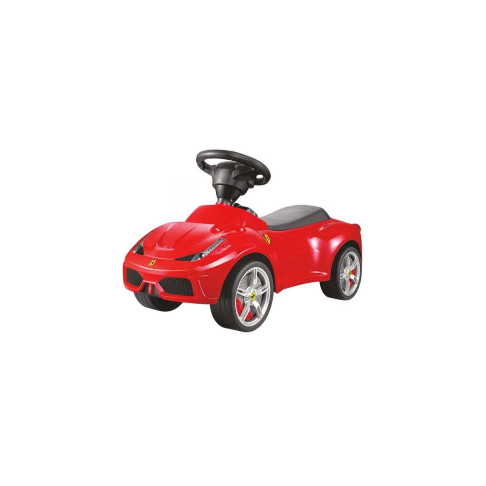 Rastar guralica Ferrari - žut, crven
