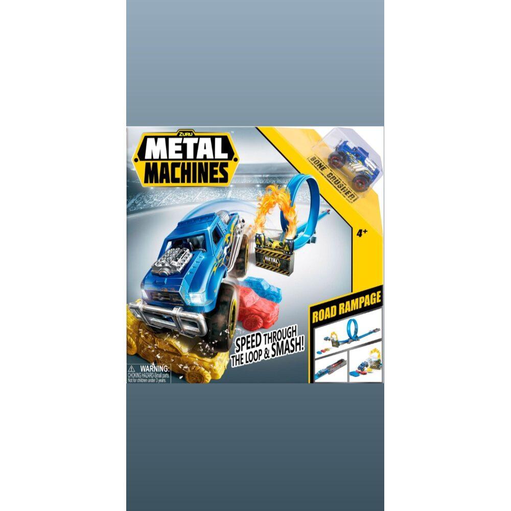 Metal Machines - Divlja pista