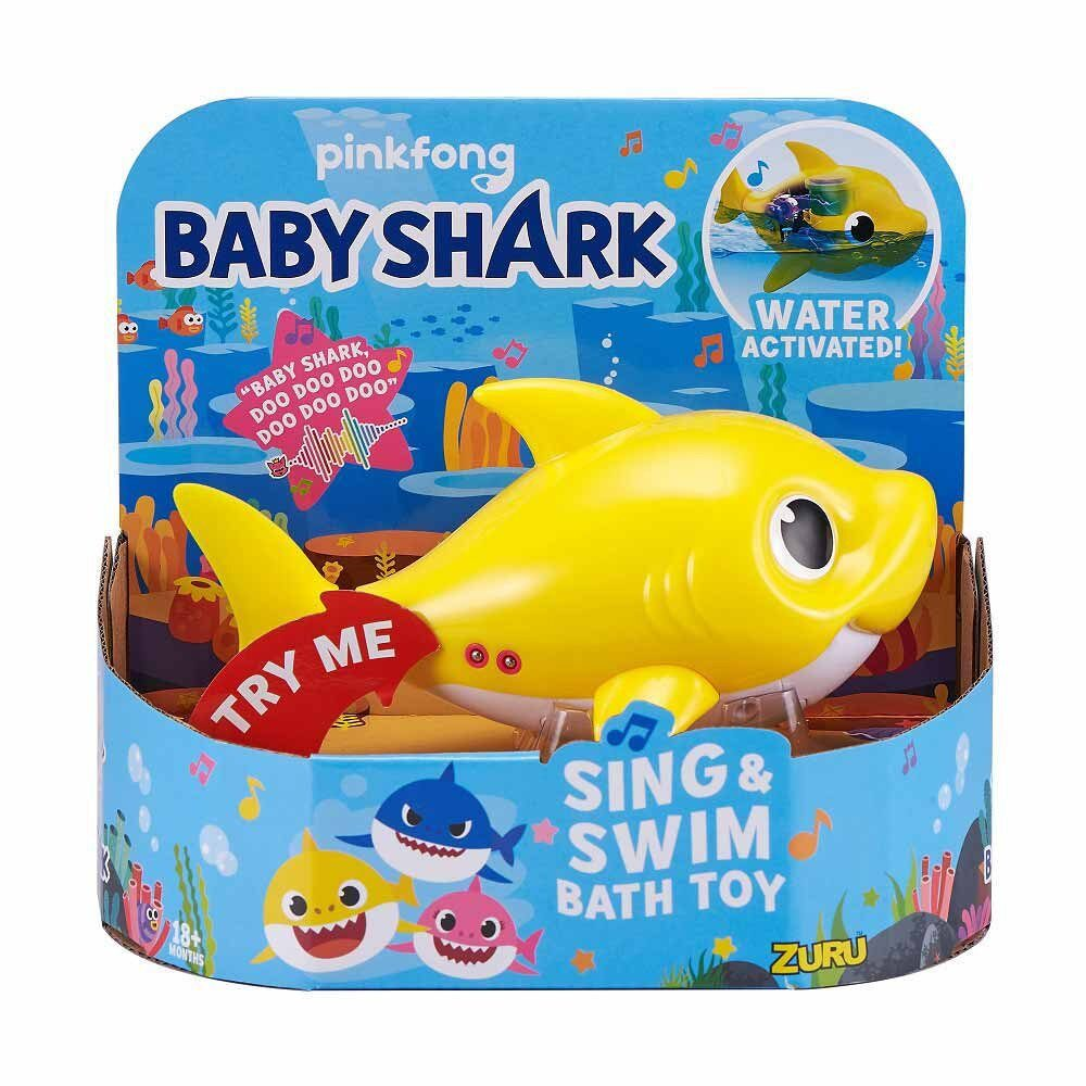ROBO ALIVE - BABY SHARK