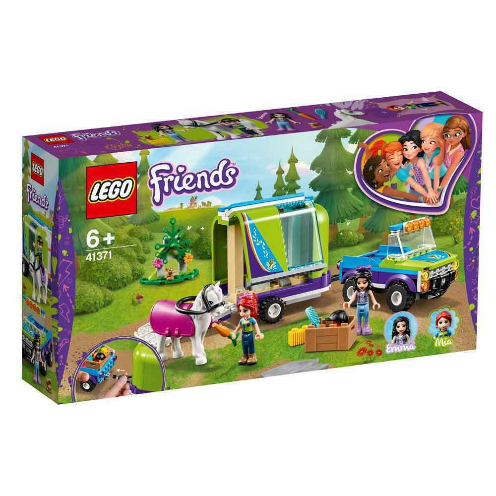 LEGO FRIENDS MIAS HORSE TRAILER