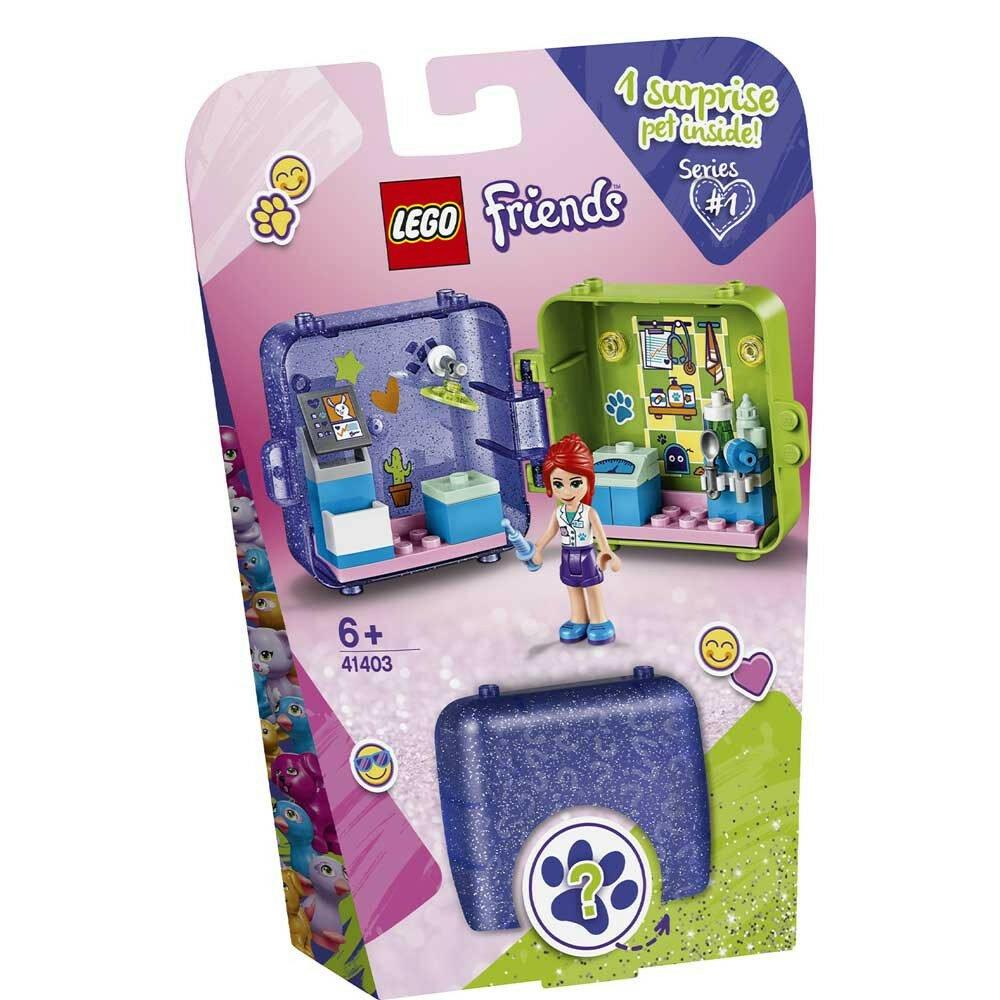 LEGO FRIENDS MIA'S PLAY CUBE