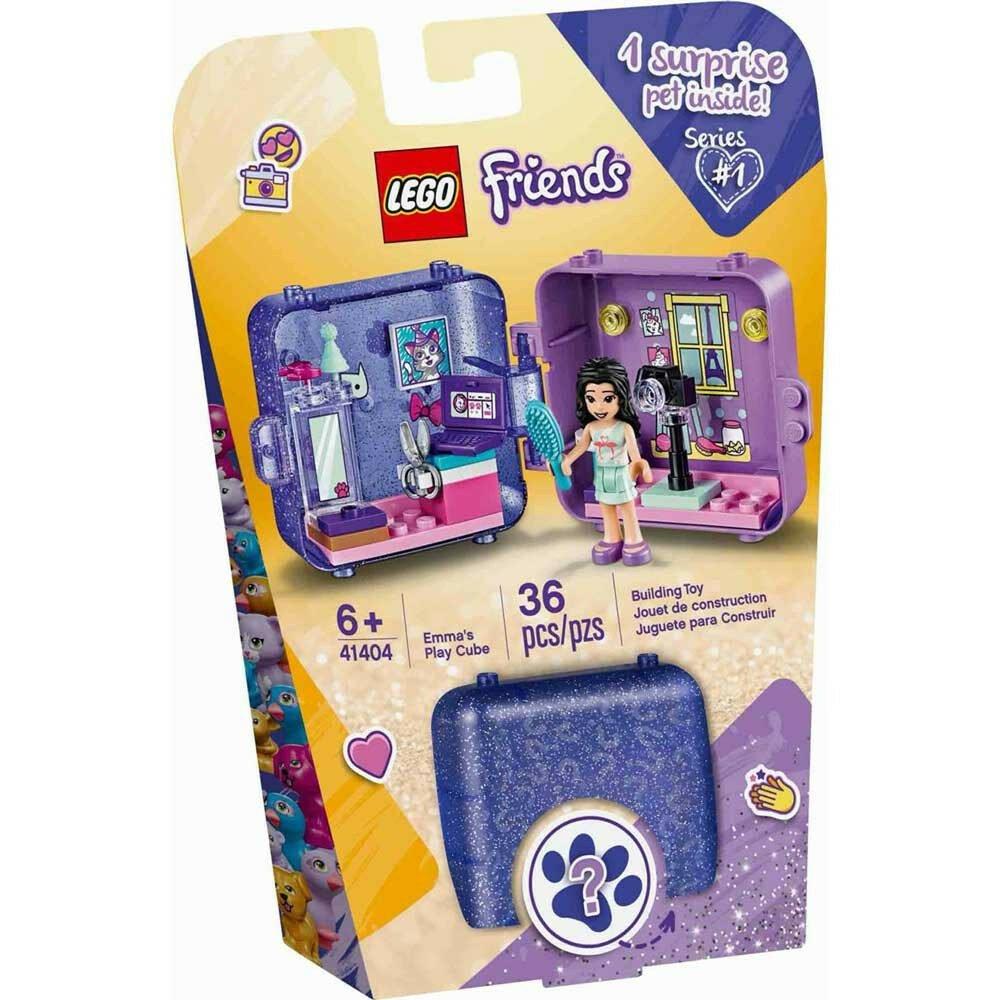 LEGO FRIENDS EMMA'S PLAY CUBE