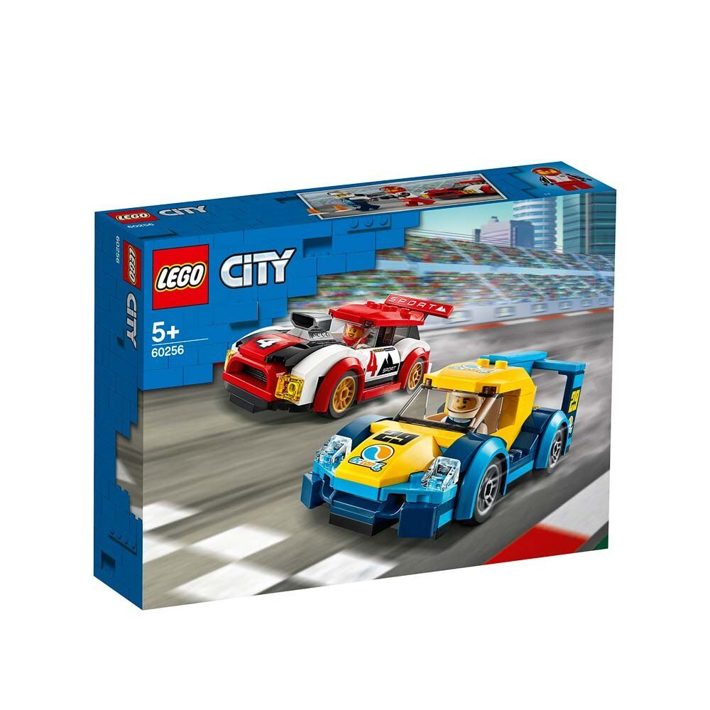 LEGO CITY TURBO WHEELS RACING CARS