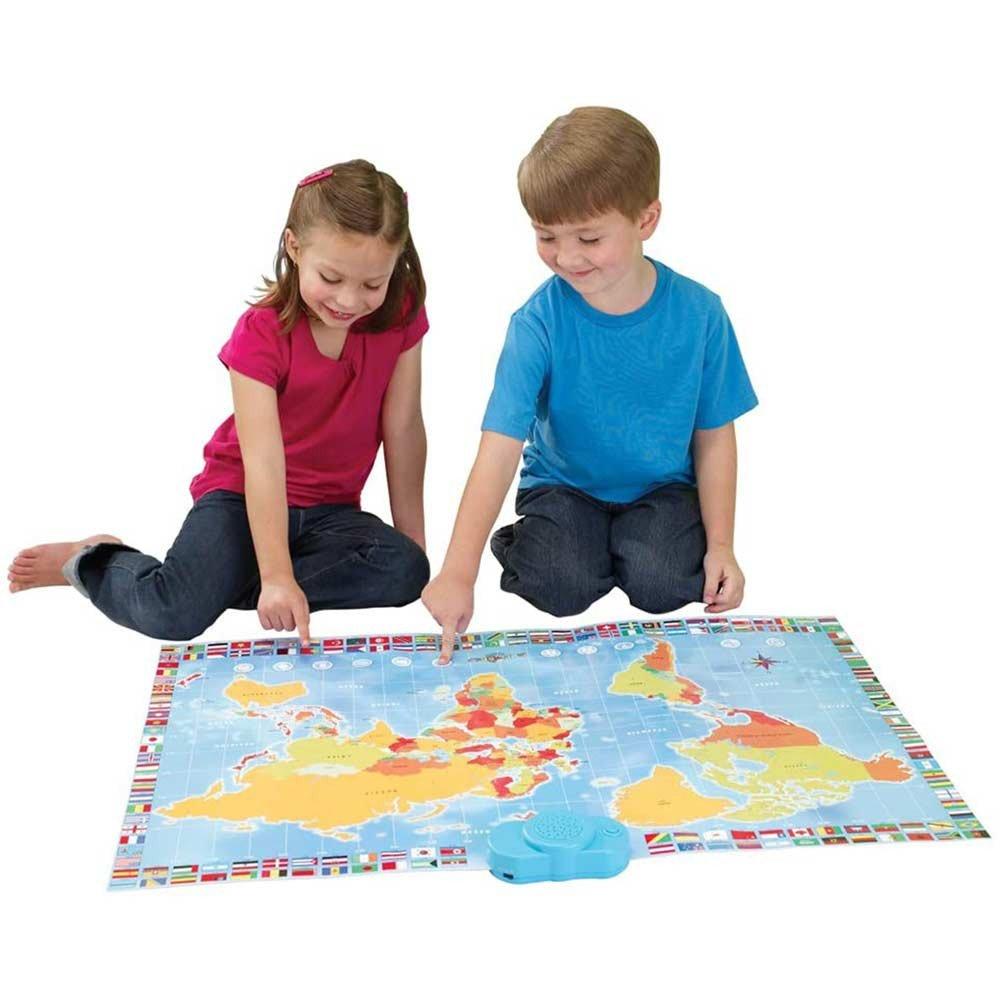 Interaktivna mapa sveta