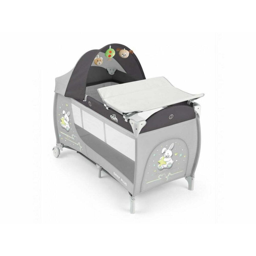 Cam prenosivi krevetac za decu Daily Plus l-113.242