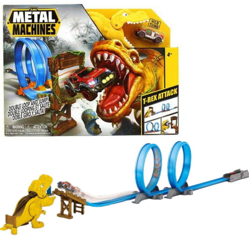 METAL MACHINES: T-REX PISTA