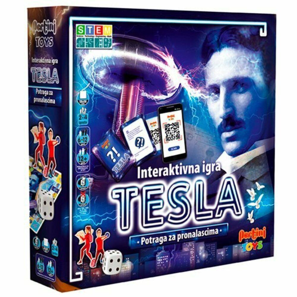 Tesla - Potraga za pronalascima