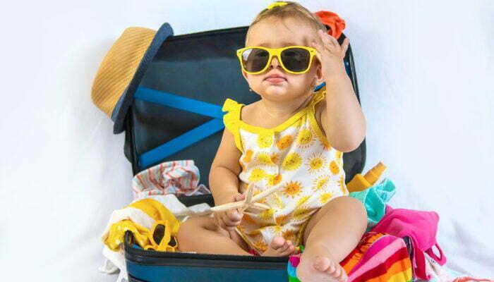 Prvo putovanje sa bebom na odmor – 8 ključnih stvari